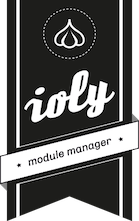 ioly - the new open source module manager for any PHP project